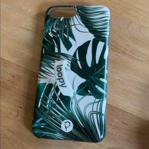 Loopy iPhone 7 PLUS & 8 PLUS - Monstera
